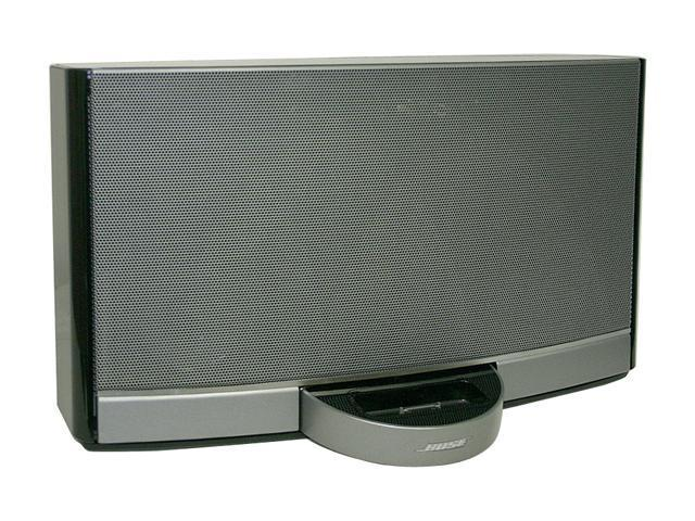 Bose SoundDock Portable digital music system (Black) - Refurbished Grade B