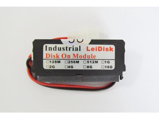 LeiDisk 512MB DOM 40 PIN 40pins IDE interface Disk ON Module Flash Disk Industrial