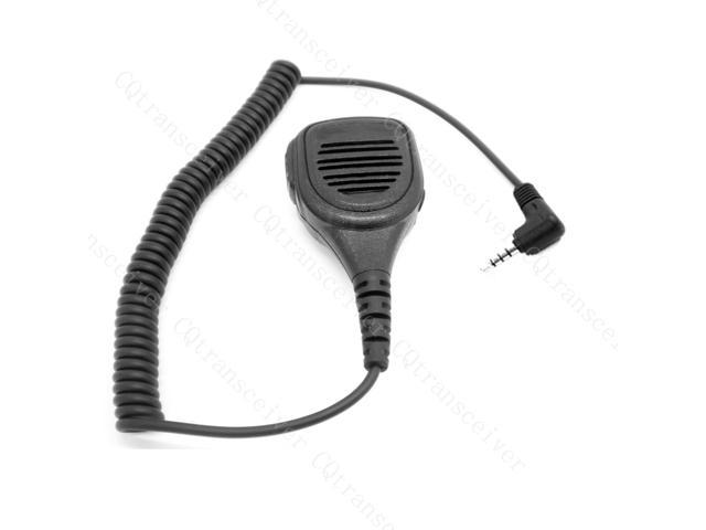 High Quality Water Resistant Radio Speaker Mic for Yaesu FT-10R FT-40R FT-50R FT-60R VX-150 VX-160 VX-180 VX-1R VX-2R VX-3R VX5R