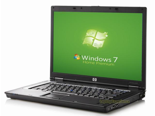 HP Compaq NC8430 Laptop Notebook - Intel Core Duo 1.8GHz - 1GB - 60GB - DVD+CDRW - Windows 7 Home Premium 32bit