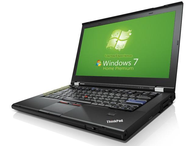 Lenovo ThinkPad T420 Laptop - Core i5 2.50ghz - 3GB DDR3 - 250GB HDD - DVDRW - Windows 7 Home 64bit