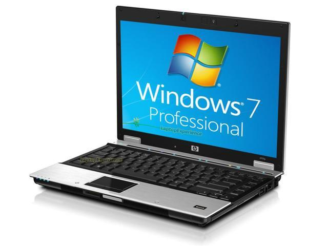 HP Elitebook 6930p Laptop WEBCAM - Core 2 Duo 2.4ghz - 2GB DDR2 - 160GB HDD - DVD - Windows 7 Pro