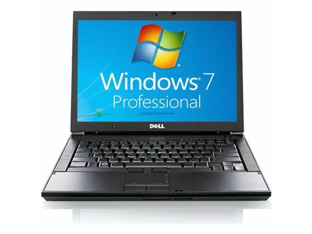 Dell Latitude E6410 Laptop WEBCAM - Core i5 2.4ghz -4GB DDR3 - 500GB HDD - DVDRW - Windows 7 Pro
