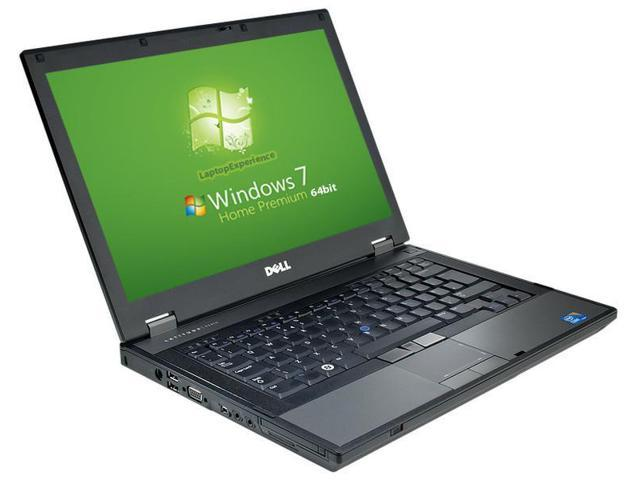 Dell Latitude E5410 Laptop - Core i5 2.53ghz -2GB DDR3 - 160GB HDD - DVD - Windows 7 Home Premium 64bit