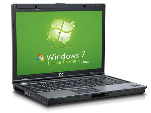 HP 6910p LAPTOP Intel Core 2 Duo 2.0GHz - 2GB - 60GB - DVD+CDRW - 14.1