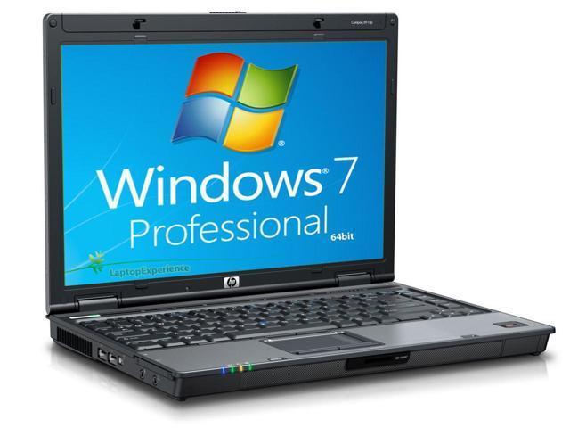 HP 6910p LAPTOP Intel Core 2 Duo 2.0GHz - 2GB - 80GB - DVDRW - 14.1