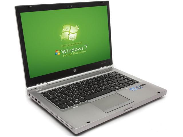 HP Elitebook 8460p Laptop WEBCAM - Core i5 2.5ghz - 3GB DDR3 - 250GB HDD - DVDRW - Windows 7 Home