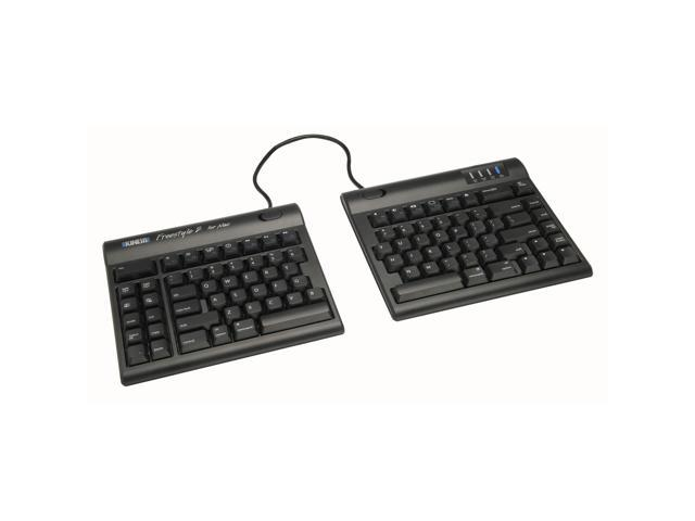 Kinesis Freestyle2 Ergonomic Mac Keyboard with 9