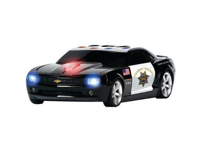 Road Mice Concept Camaro Highway Patrol Wireless Optical Car Mouse HP-11CHCCUXH