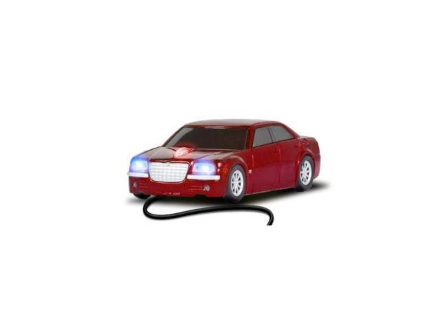 New Road mice Chrysler 300 Hemi Wired Optical USB Mouse
