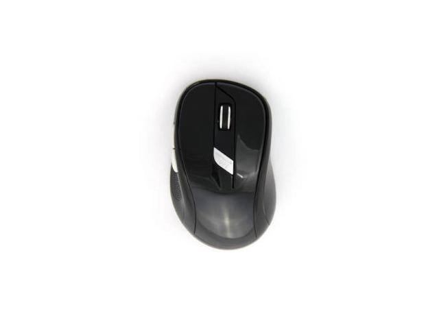 New iMicro MO-829BK Wireless Optical Mouse (Black)