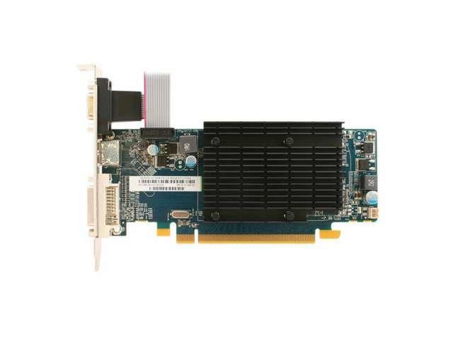 ATI Radeon HD5450 HD 5450 1GB PCI-E Video Card 100292DDR3L Low Profile