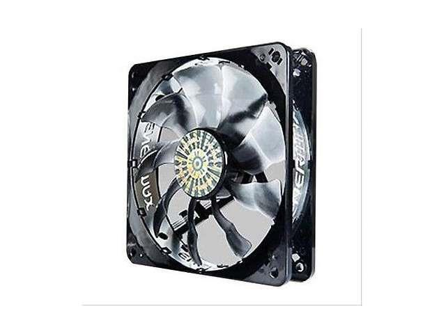 Enermax UCTB12 T.B. SILENCE 120mm Case Fan, Twister Bearing, Batwing Blades