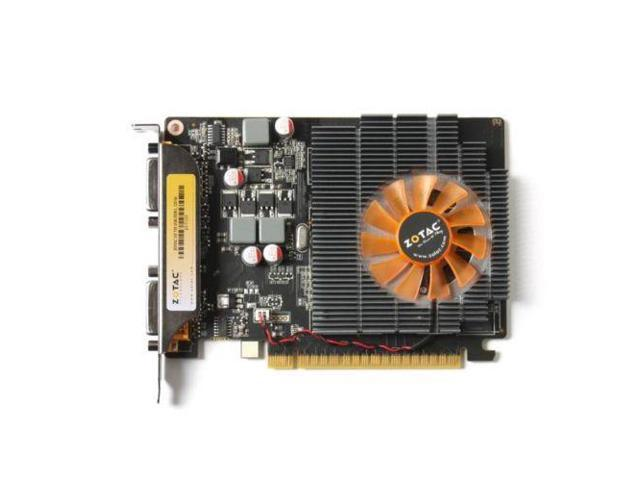 ZOTAC NVIDIA GeForce GT 730 2GB DDR3 2DVI Mini HDMI PCI Express Video Card