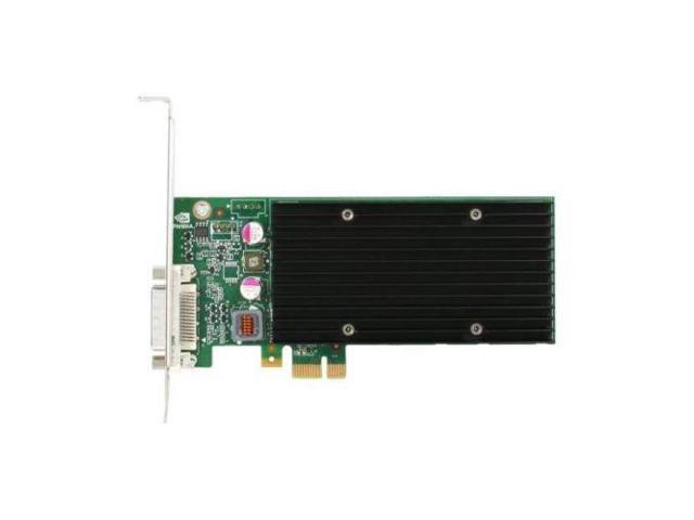 New PNY Quadro NVS 300 512MB DDR3 DMS 59 PCI Express x1 Low Profile Video Card