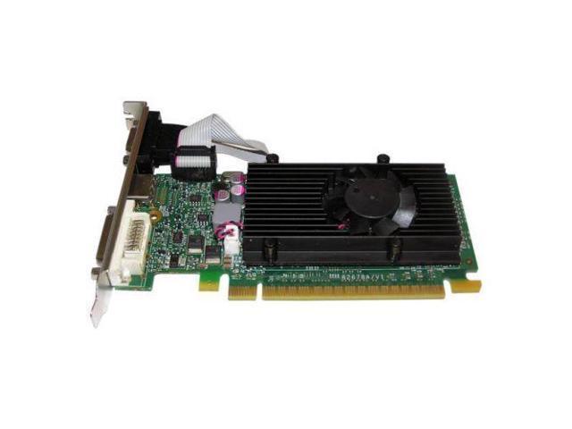 New Jaton NVIDIA GeForce GT 610 1GB DDR3 VGA DVI HDMI PCI Express Video Card