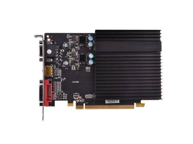 XFX AMD Radeon HD 5450 2GB GDDR3 VGA DVI HDMI PCI Express Video Card