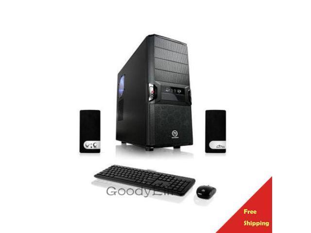 CUSTOM INTEL I7 3930k 3 2GHz 16GB RAM 1TB SIX CORE DESKTOP SYSTEM PC NEW