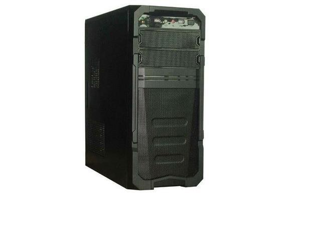 iMicro CA-IM1627D 450W ATX Mid Tower Case (Black)