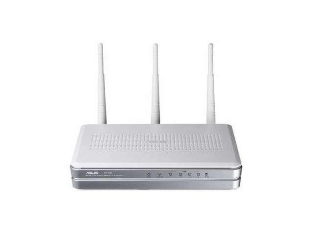 New Asus RT-N16 Gigabit Wireless Router w/ USB Storage 2.4 ~ 2.5 GHz