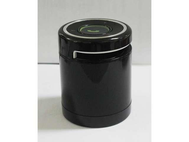 Portable Bluetooth Speaker (Black) Bluetooth V2.1+EDR (A2DP) retail
