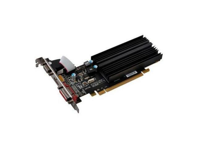 XFX AMD Radeon R5 230 2GB DDR3 VGA DVI HDMI Low Profile PCI Express Video Card