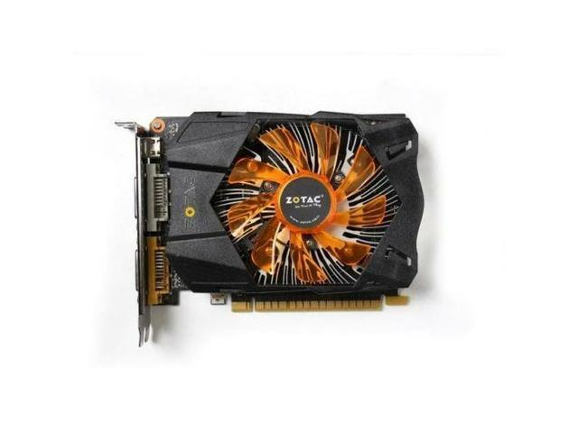 ZOTAC NVIDIA GeForce GTX 750 Ti 1GB GDDR5 2DVI Mini HDMI PCI Express Video Card