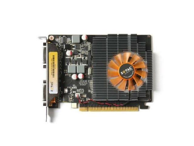ZOTAC NVIDIA GeForce GT 730 1GB DDR3 2DVI Mini HDMI PCI Express Video Card