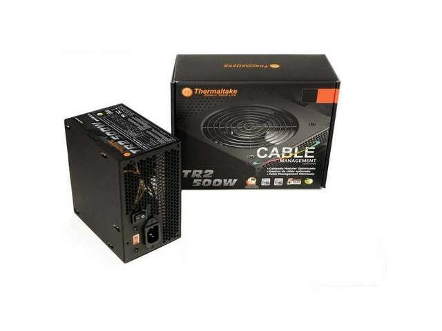 New Thermaltake TR-500 TR2 500W ATX12V v2.3 Power Supply