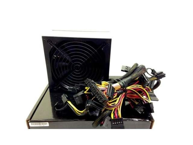 1050W 1050 WATT Gaming 140MM Fan Silent ATX Power Supply SATA 12V for AMD Intel