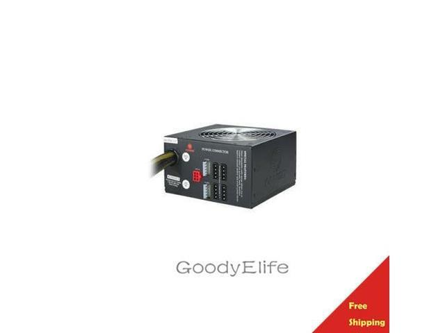 Coolmax CU 500B 500W Power Supply Black