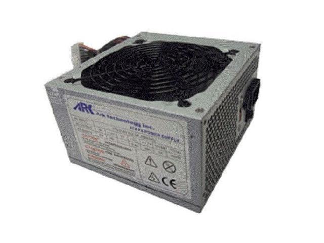 Ark Technology ARK520/12 PS2 520W ATX Power Supply, w/ 120mm Fan