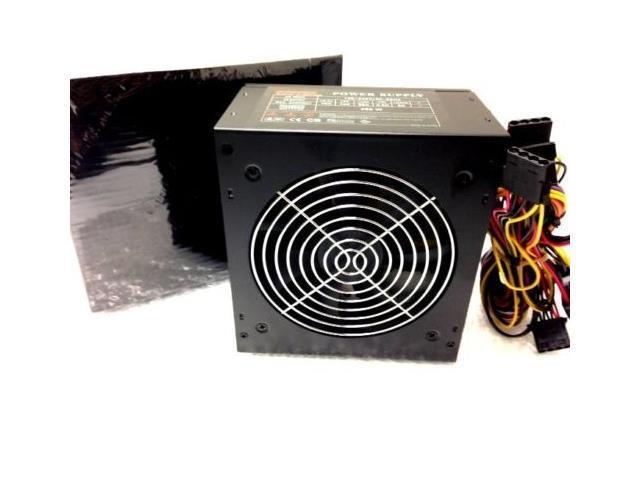 450 Watt Quiet 120mm Fan ATX Computer PC Power Supply