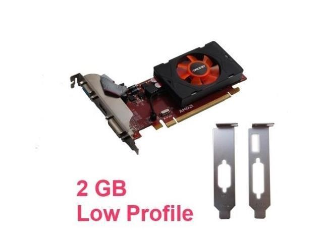 Force3D HD 6450 AMD ATI Radeon 2GB PCI Express x 16 Video Graphics Card HMDI DVI