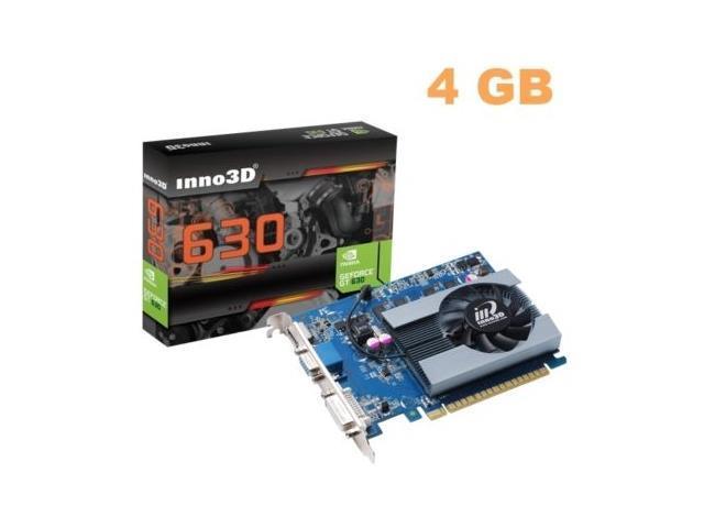 NVIDIA Geforce GT 4GB DDR3 PCI Express x16 Video Graphics Card 4 GB HDMI 1080p