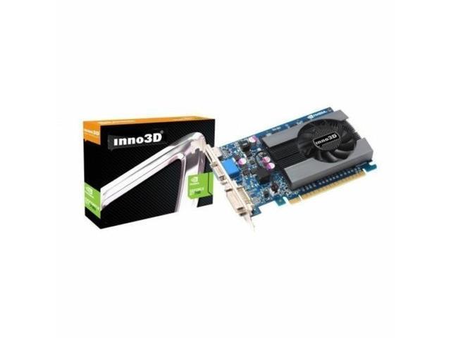 Inno3D NVIDIA Geforce GT 4GB PCI Express x16 Video Graphics Card 4 GB HDMI DVI