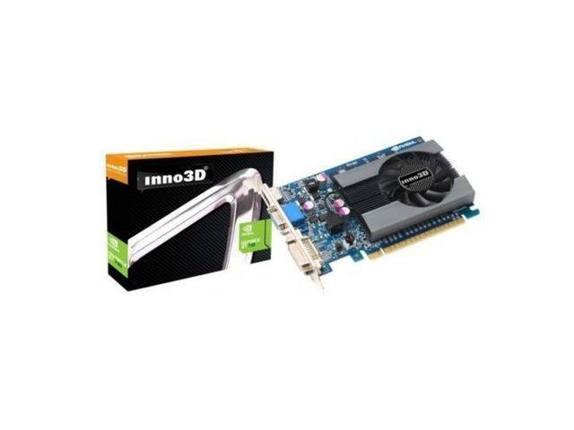 INNO3D NVIDIA Geforce GT 730 4GB 128bit Ram PCI Express x16 Video Graphics Card