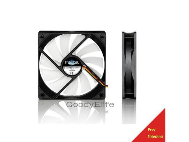 Fractal Design Silent Series R2 FD FAN SSR2 120 120mm Case Fan