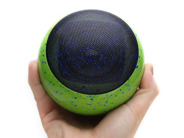 GOgroove BlueSYNC OR3 Bluetooth 4.0 Wireless Speaker w/ Rechargeable Battery