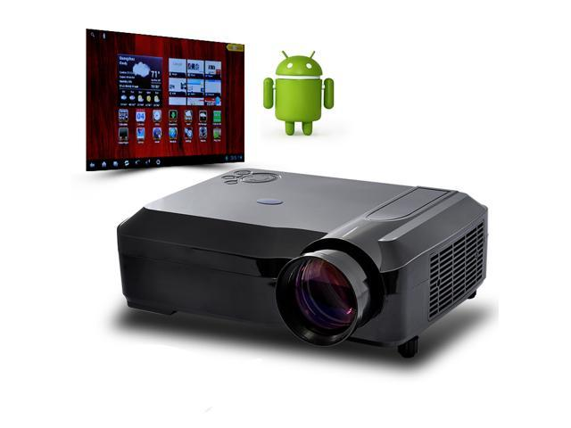 Smartbeam - Full HD 1080P Android 4.0 LED Projector (2000 Lumens, 3D, WiFi)