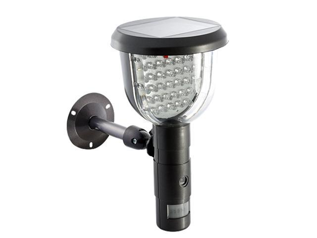 Solar DVR Security Camera (640x480 AVI Out, PIR Motion Detection, Video Recording)
