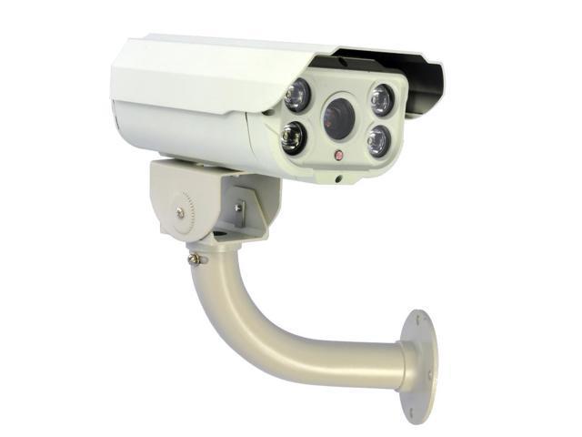 Interceptor - Weatherproof HD IP Camera (4 Dot Matrix IR, 1/4