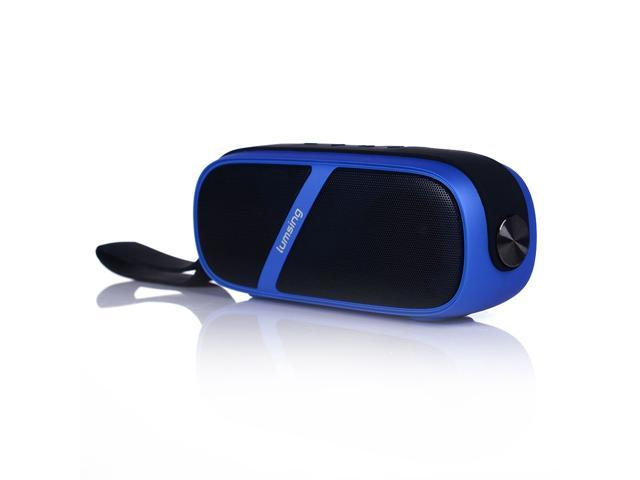 Lumsing Portable Wireless Bluetooth Speaker with NFC Built-in Microphone Rechargeable Battery