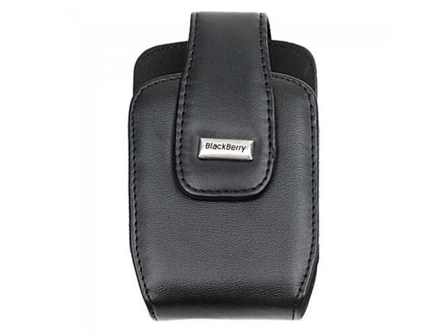 OEM BlackBerry 8800 Koskin Swivel Holster, BLACK