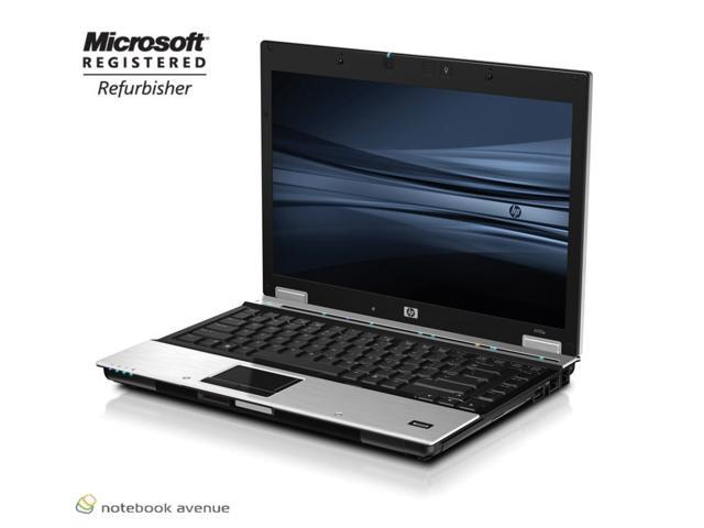 HP C Grade Laptop EliteBook 6930P Intel Core 2 Duo 2.53GHz 4GB Memory 160GB HDD 14.1