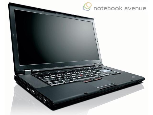 Lenovo ThinkPad T510, Intel Core i5 -520M 2.4GHz, 4G/250GB, 15.6 HD, Win 7, WebCam FPR, DVDRW w/ Carrying Case
