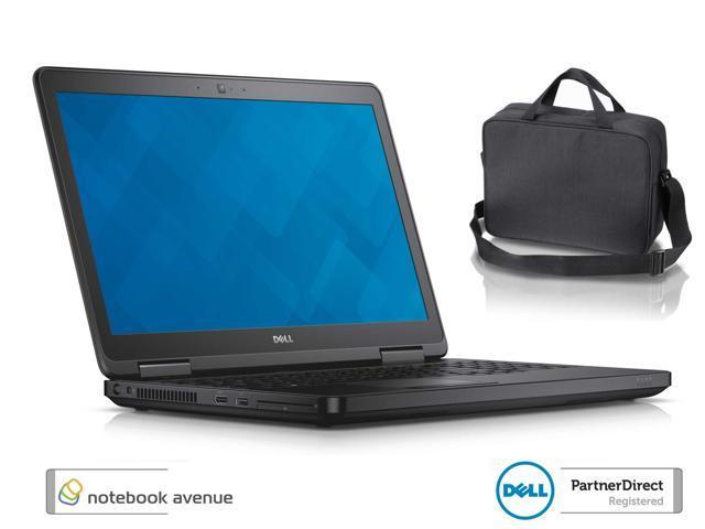 Dell Latitude E5540 Laptop Intel Core i5 4200U 1.6GHz 4GB 320GB HD DVDRW WebCam 1Y Dell WNTY