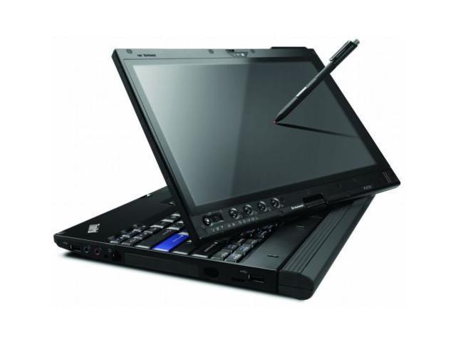 Lenovo ThinkPad X200 Tablet - Intel Core 2 Duo 1.86GHz, 4GB Ram, 160GB HD, Webcam