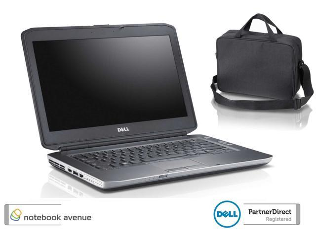 Dell Latitude E5430 DVDRW Intel Core i3 3110M 2.4GHz 4GB / 320GB HD Win7 Pro Laptop 1 Year Dell Warranty with Free Carrying Case