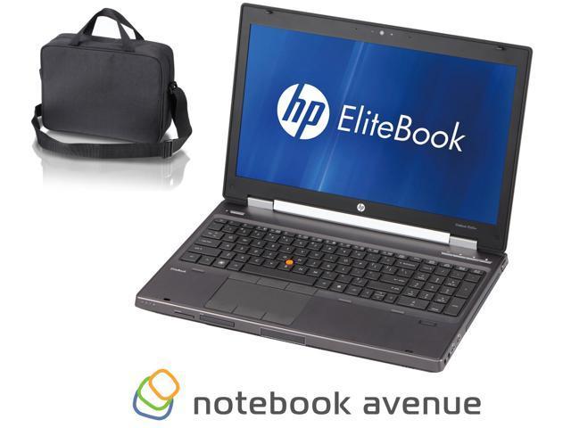 HP EliteBook 8560W Intel Core i5 2540M 2.6GHz 8GB / 500GB 15.6